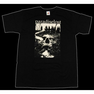 Paradise Lost Funeral Faith Skull T-Shirt