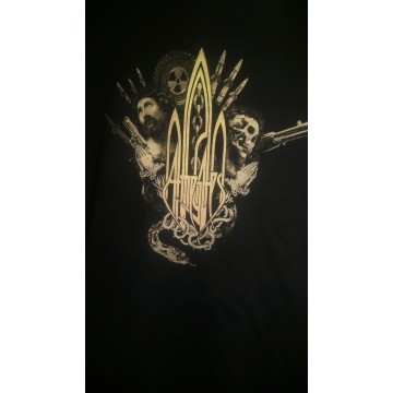 At The Gates Fall To Earth Skinny T-Shirt