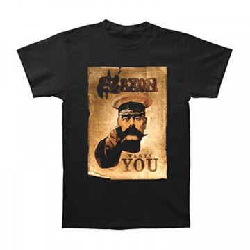 Saxon Call To Arms T-Shirt
