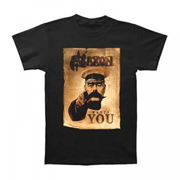Saxon Call To Arms T-Shirt
