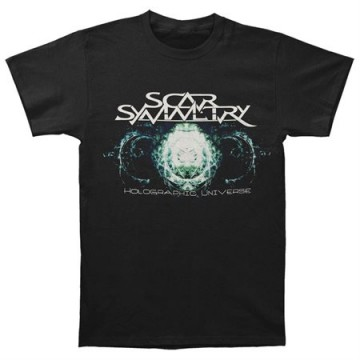 Scar Symmetry Holographic Uni T-Shirt