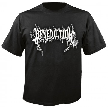 Benediction Old School Logo T-Shirt