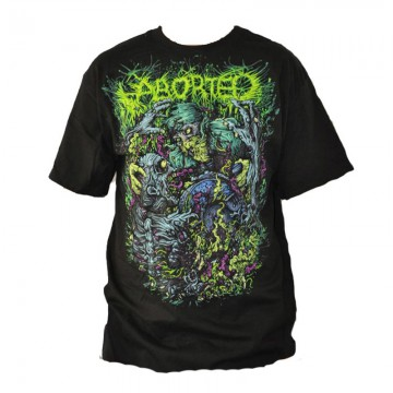 Aborted Dr Murder T-Shirt