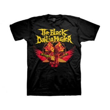 Black Dahlia Murder Wings T-Shirt