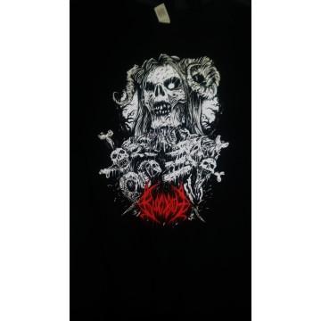 Bloodbath Hades Rising Girls T-Shirt