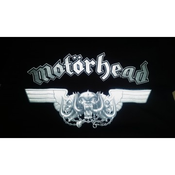 Motorhead - Raf Badge T-Shirt