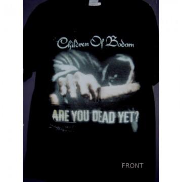 Children Of Bodom Fist Dead Yet T-Shirt