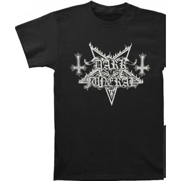 Dark Funeral Goat Shadow T-Shirt