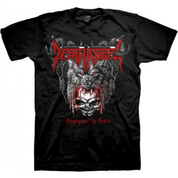 Death Angel Opponents At Sides T-Shirt