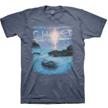 Devin Townsend Ghost Blue T-Shirt