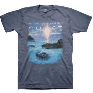 Devin Townsend Ghost Blue T-Shirt