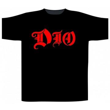 Dio Logo Skinny T-Shirt