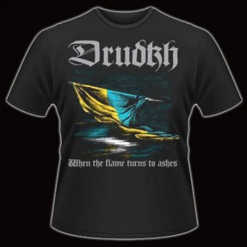 Drudkh When The Flames T-Shirt