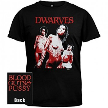 Dwarves Blood Gits & Pussy T-Shirt
