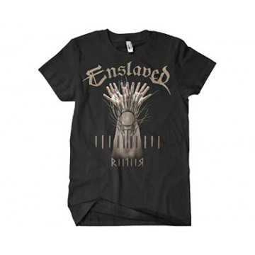 Enslaved Riitiir Logo T-Shirt