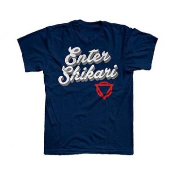 Enter Shikari Script Logo T-Shirt