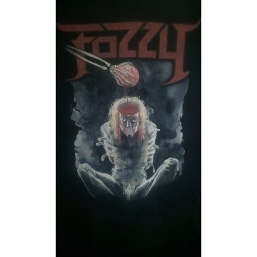 Fozzy Let The Madness Begin Skinny T-Shirt