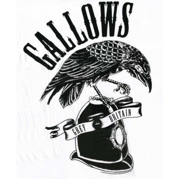 Gallows Grey Britain T-Shirt