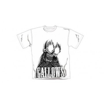 Gallows Jumbo Skull T-Shirt