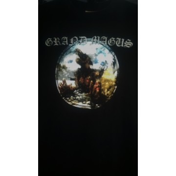 Grand Magus Iron Will Skinny T-Shirt