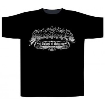Hatebreed Die Hard Words T-Shirt