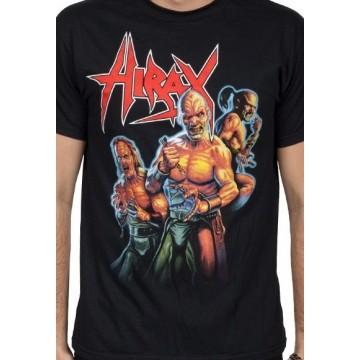 Hirax El Rostro De La Muerta T-Shirt