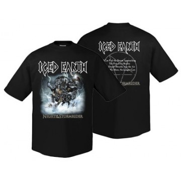 Iced Earth Stormrider T-Shirt