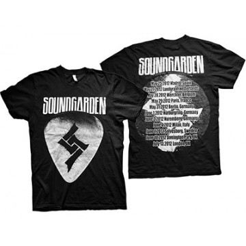 Soundgarden Logo T-Shirt