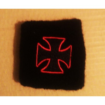 Iron Cross Wristband