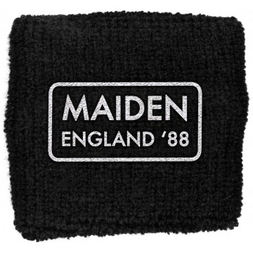Iron Maiden Maiden England Wristband