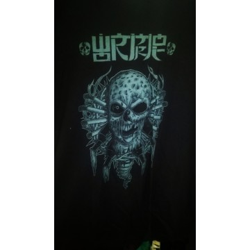 Wormrot Grind Fucker T-Shirt