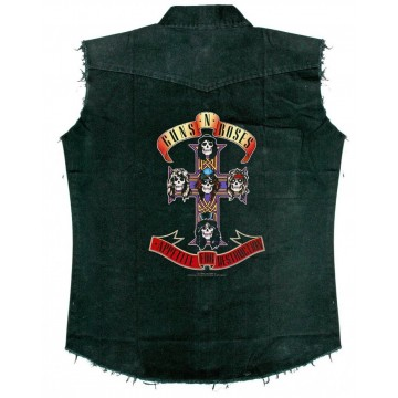 Guns N Roses Appetite For Destruction Workshirt