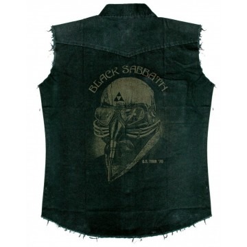 Black Sabbath US Tour `78 Workshirt