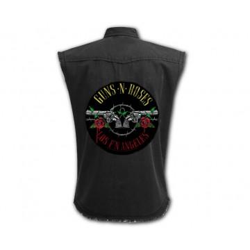 Guns N Roses Los F`N Angeles Workshirt