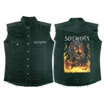 Soilwork Sledgehammer Messiah Workshirt