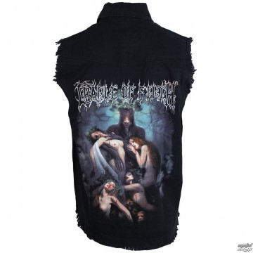 Cradle Of Filth Hammer Of The Witches Work Shirt