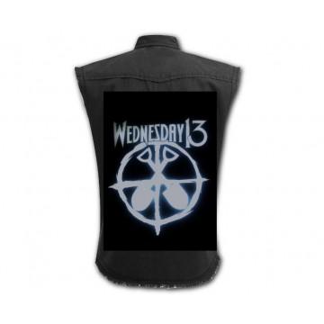 Wednesday 13 Logo Shovels Workshirt