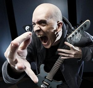 Devin Townsend on Tour